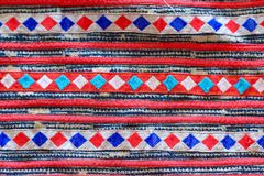 Background. Colorful pattern of clothing from chaingmai stock photos