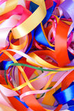 Background from colorful ribbon Royalty Free Stock Photography