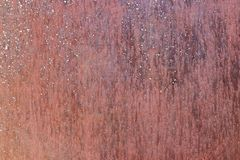 Background of rusty metal texture royalty free stock image