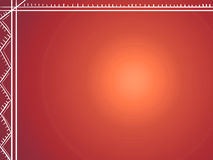 Background Colors - Gradient Red native triangle line hand - dra Stock Images