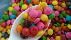Background colors jujube Stock Photography