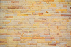 Background of colourful brick wall Stock Image