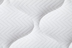 Background of comfortable mattress Stock Image