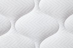 Background of comfortable mattress Royalty Free Stock Images