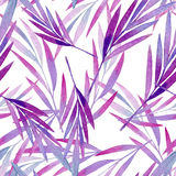 Background composed of multicolored Lean in watercolors Royalty Free Stock Images