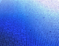 Background of Computer Core Dump Data Royalty Free Stock Photo