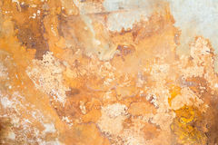 Background of concrete with rust spots. Graphic resource of concrete with rust spots stock photo