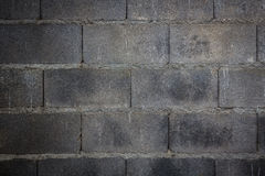 Background of  concrete solid brick wall Royalty Free Stock Photo
