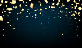 Background with confetti Royalty Free Stock Photography