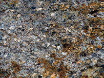 Background Of Conglomerate Rock Royalty Free Stock Photos