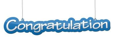 Background congratulation Stock Photos