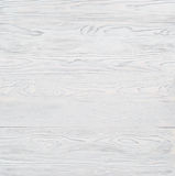 Background consisting of wooden horizontal planks coloured with white paint Stock Image