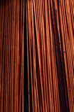 Background of Copper Royalty Free Stock Photography