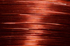 Background of Copper Stock Image