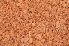 Background. Cork board texture for background, close-up image Stock Images