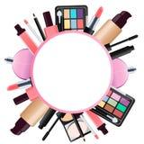 Background cosmetics Royalty Free Stock Photos