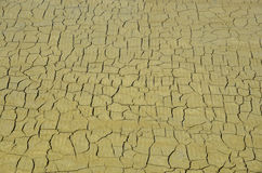 Background cracked ground of salt pan Royalty Free Stock Image