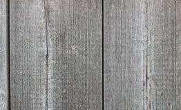 Background of cracked wooden planks Stock Images