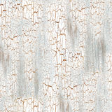 Crackled White Paint Background Royalty Free Stock Images