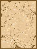 Background with cracks Stock Image