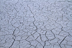 Background - cracks in dry crust Royalty Free Stock Image