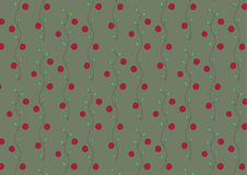 Background of cranberries royalty free stock photo