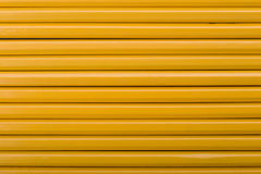 Background from crayon. Background from yellow crayon close up Royalty Free Stock Photography