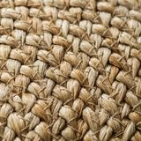 Background crisscross with straw basics, bag with straw, handmade, craft. Texture of painted straw bag close up. nature background. Background crisscross with stock photography