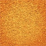 Background with crumbled coffee. Background with crumbled instant coffee Royalty Free Stock Photography