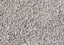 Background of crushed stone Stock Photography