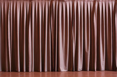 Background Curtains Stock Images