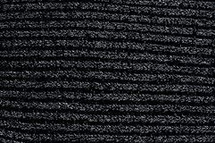 Background of cut wool fabric knitted manually Royalty Free Stock Photo