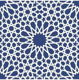 Background with 3d seamless pattern in Islamic style. Background with 3d seamless pattern in Islamic Stock Photos
