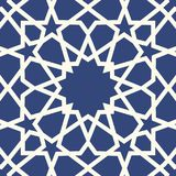 Background with 3d seamless pattern in Islamic style. Background with 3d seamless pattern in Islamic Royalty Free Stock Image