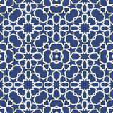 Background with 3d seamless pattern in Islamic style. Background with 3d seamless pattern in Islamic Stock Images