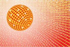 background dance vector Ελεύθερη απεικόνιση δικαιώματος