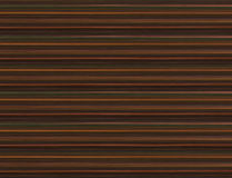 Background dark brown with horizontal orange green repeating stripes. Base background dark brown with horizontal orange green repeating stripes Royalty Free Stock Photos