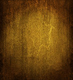 Background of dark brown sheet of wooden plywood Royalty Free Stock Photography