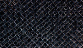 Background dark pattern of the weave Royalty Free Stock Photography
