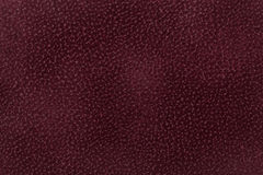 Background of dark red fabric decorated with coat animal. Background of dark red and purple fabric flock, decorated with a coat of the animal. Lint-free cloth Royalty Free Stock Image