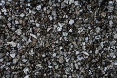 Background dark silver stone. Background and strukture in dark black and white with material like chunk of wood Stock Photos
