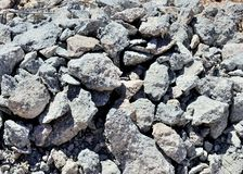 Background and debris concrete structure Royalty Free Stock Photo