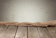 Background. Deck surface advertisement photomontage wallpaper page Stock Photography
