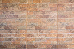 Background of decorate sand stone wall Stock Photo
