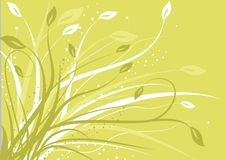 Background decoration. Computer generated illustration Royalty Free Stock Photography