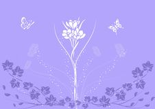 Background decoration. Computer generated illustration Stock Photo