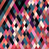 Background with decorative geometric and abstract elements. Stock Images
