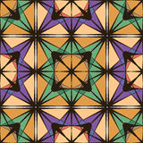 Background decorative lattice Stock Images