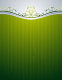 Background with decorative ornaments,  Royalty Free Stock Image