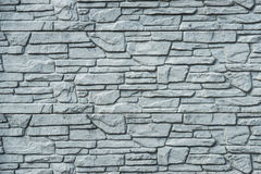 Background of decorative stone wall Royalty Free Stock Photography